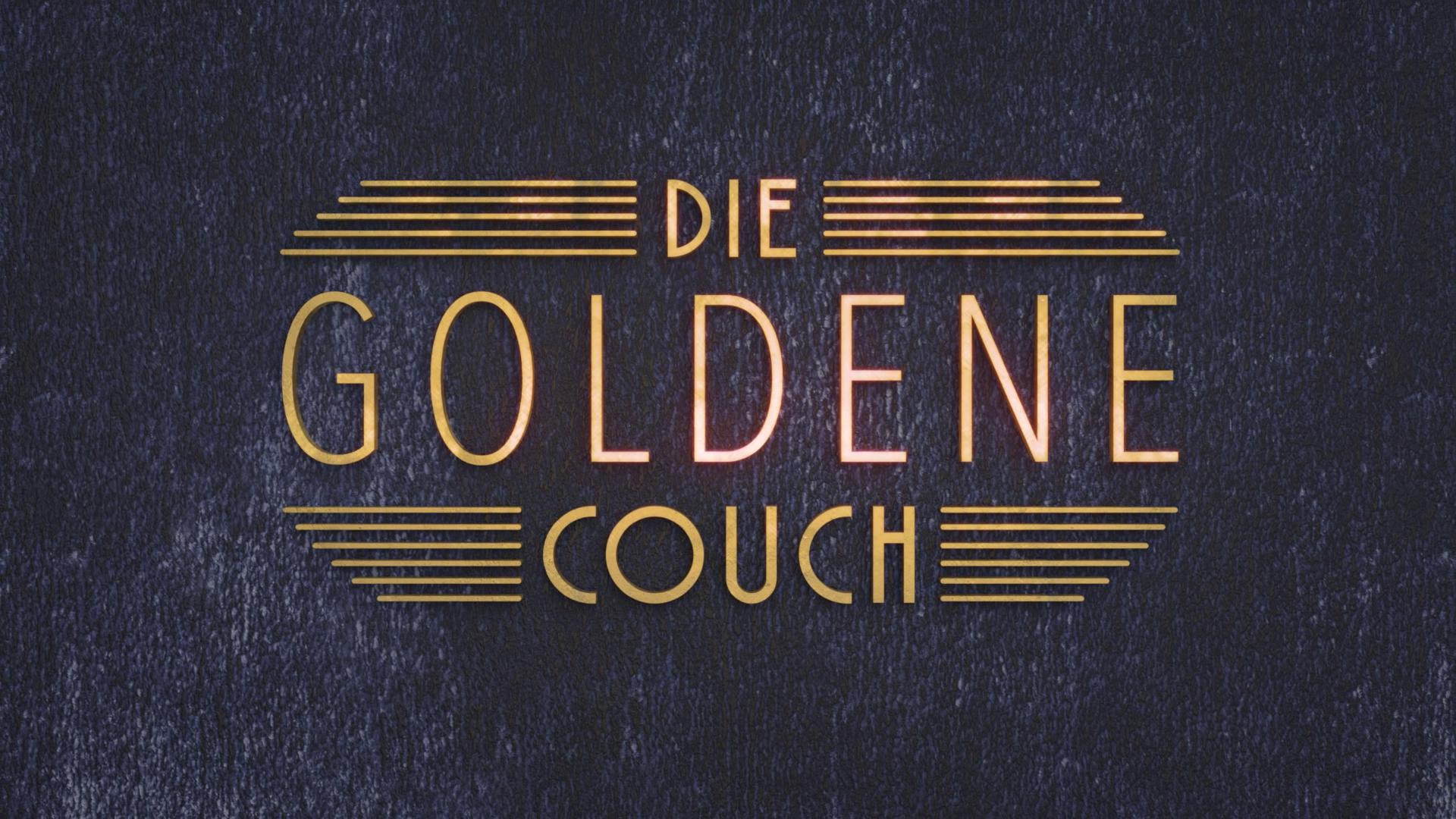 Die Goldene Couch