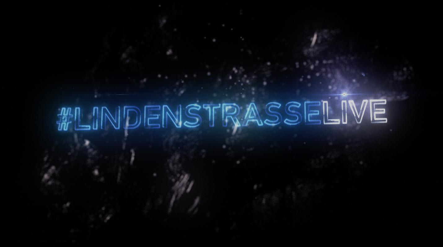 #LindenstrasseLive